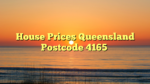 House Prices Queensland Postcode 4165