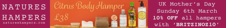 Natures Hampers for Mothers Day
