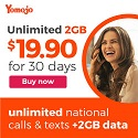 Yomojo Mobile Phone Plans