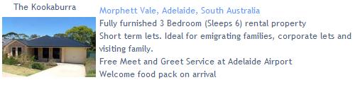 The Kookaburra, Morphett Vale, Adelaide.