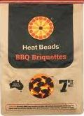 Heat Beads for the BBQ