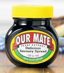 Our Mate / Marmite at ALDI store