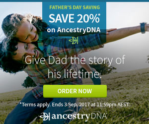 DNA Tests with 20% Discount