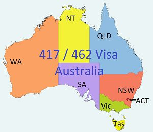 how to get tax number in australia working holiday visa