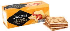 British Jacobs Biscuits