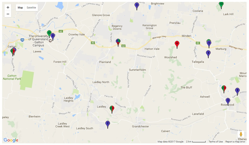 Mobile Phone Tower Locations in Australia – Britzinoz