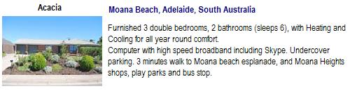 Acacia, Moana Beach, Adelaide