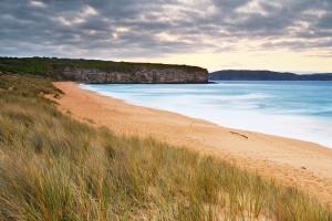 Clifton Beach in Tasmania