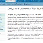 English Language Skills for UK Nurses in Australia